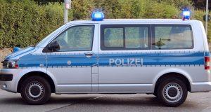 Einsatzfahrzeug der Polizei in Solingen. (Archivfoto: © B. Glumm)