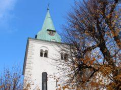 Die evangelische Walder Kirche. (Archivfoto: © Bastian Glumm)