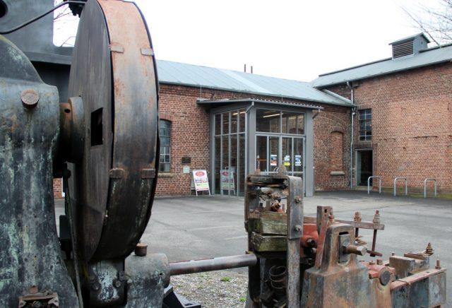 Das LVR-Industriemuseum an der Merscheider Straße. (Archivfoto: © Bastian Glumm)