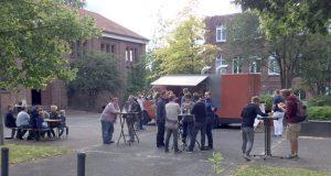Am kommenden Donnerstag geht der erste Gründerstammtisch Solingen an den Start. Los geht es um 18 Uhr im Gründer- und Technologiezentrum. (Foto: Wirtschaftsförderung Solingen)