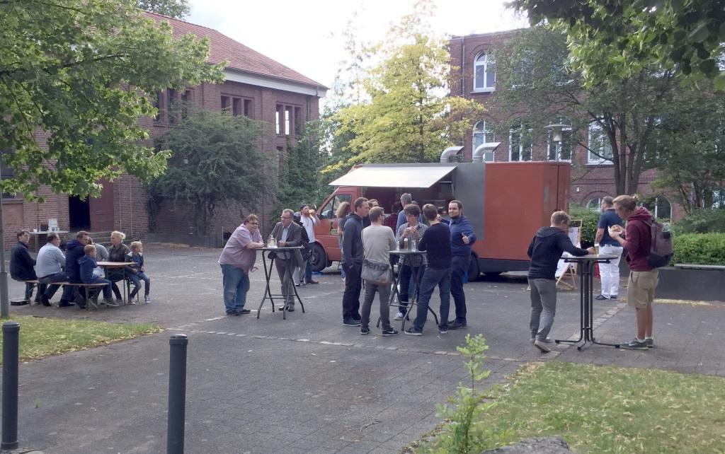Gründerstammtisch Solingen Geht An Den Start Das Solingenmagazin