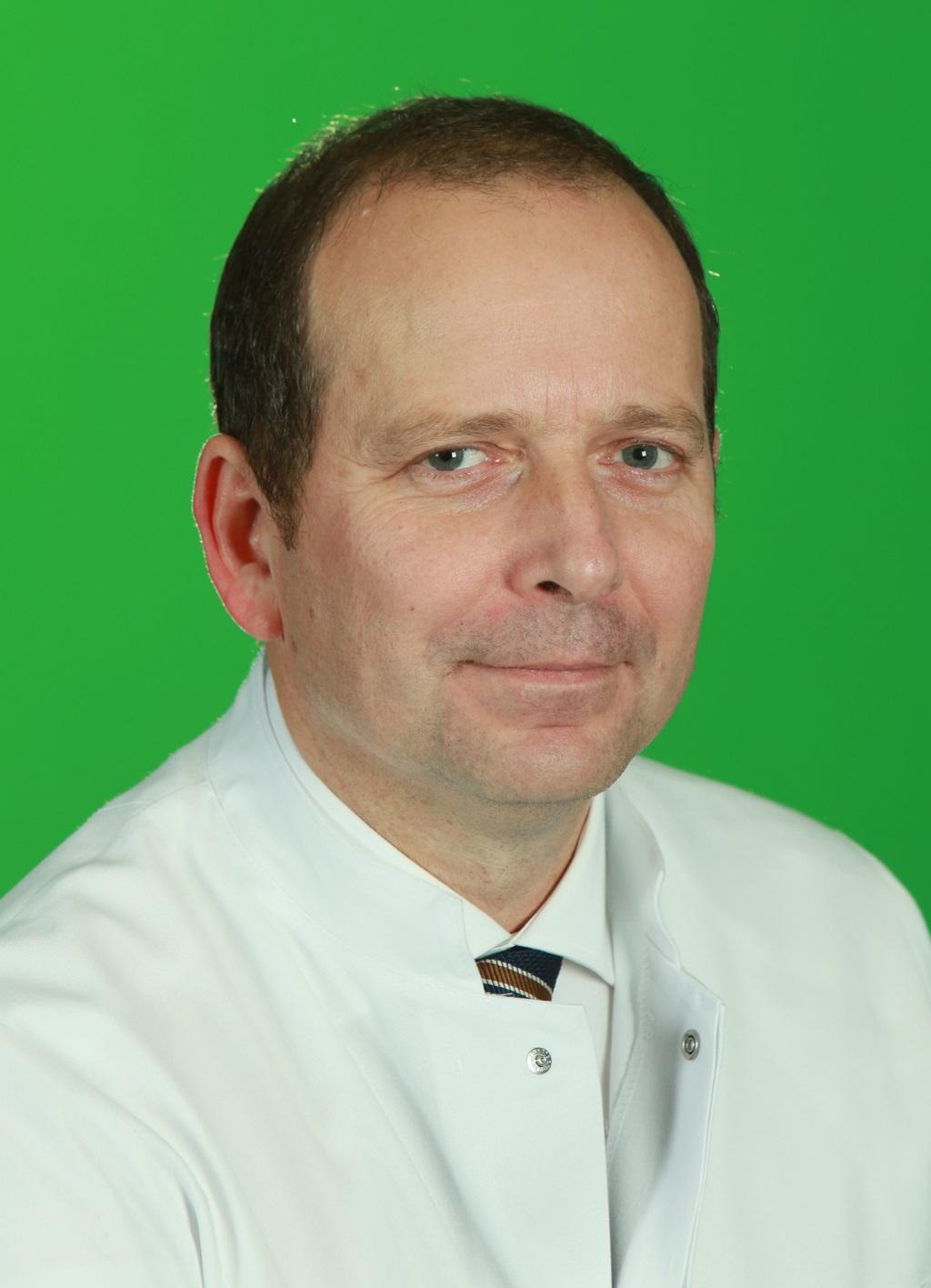 Dr. Udo Huberts ist Chefarzt und Leiter des Gefäßzentrums Kplus in Haan. (Foto: KPlus Gruppe)