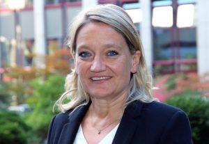 Dr. Manuela Seifert hat die Leitung über die Abteilung für Senologie / Brustklinik innerhalb der Klinik für Frauenheilkunde und Geburtshilfe am Städtischen Klinikum. (Foto: © Bastian Glumm)