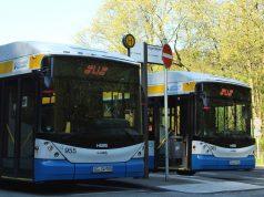 Die SWS-Linie 696 fährt am kommenden Freitag einen Umweg. (Archivfoto: T. Oelbermann)