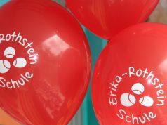 Drei Steine bilden das Logo der Erika-Rothstein-Schule. Denn aus drei Solinger Förderschulen wurde eine gemacht. Das allerdings mit einer Dependance. (Foto: © Bastian Glumm)