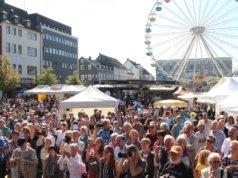 Solingens Bevölkerungswachstum wird in den kommenden 20 Jahren anhalten. Davon geht die Statistikstelle im Rathaus aus. Diese hat jetzt ihre neue Prognose vorgelegt. (Archivfoto: © Bastian Glumm)
