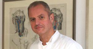 Prof. Dr. A. Sesterhenn ist Chefarzt der Solinger HNO-Klinik. (Foto: HNO-Klinik/Klinikum Solingen)