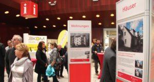Zum 51. Mal findet am 4. März die beliebte Immobilien-Ausstellung in der Hauptstelle der Stadt-Sparkasse Solingen statt. (Archivfoto: © Bastian Glumm)
