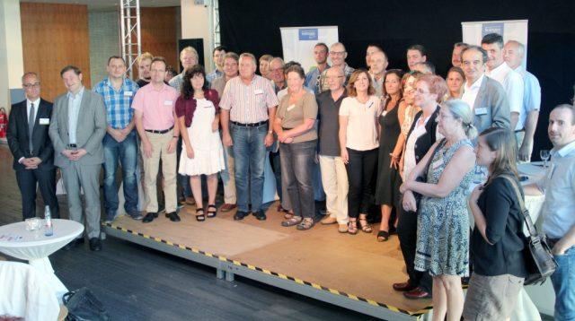 Die Lenkungsgruppe Bürgerbeteiligung nahm jetzt ihre Arbeit auf und wird sich bis Ende des Jahres mehrmals treffen. (Foto: B. Glumm)