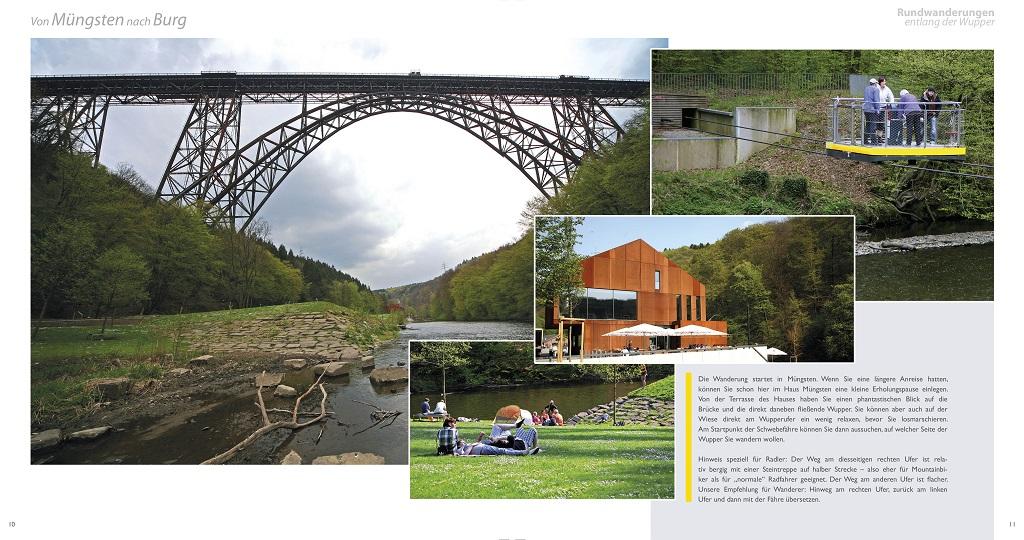"""Zu einem Buch über die Schönheiten der Klingenstadt gehört natürlich auch die Müngstener Brücke. Insgesamt werden Leser 600 Fotos im """"Solingen Buch"""" finden, die teilweise großformatig Solingen Schokoladenseiten zeigen. (Foto: mavia Verlag)"""