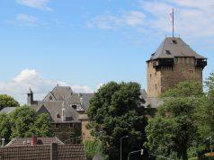 Schloss Burg war im Hochmittelalter Residenz der Grafen von Berg. Später wurde die Anlage Verwaltungs- und Witwensitz sowie als Jagdschloss genutzt. Während des Dreißigjährigen Krieges kam es zur Belagerung. (Archivfoto: © Bastian Glumm)