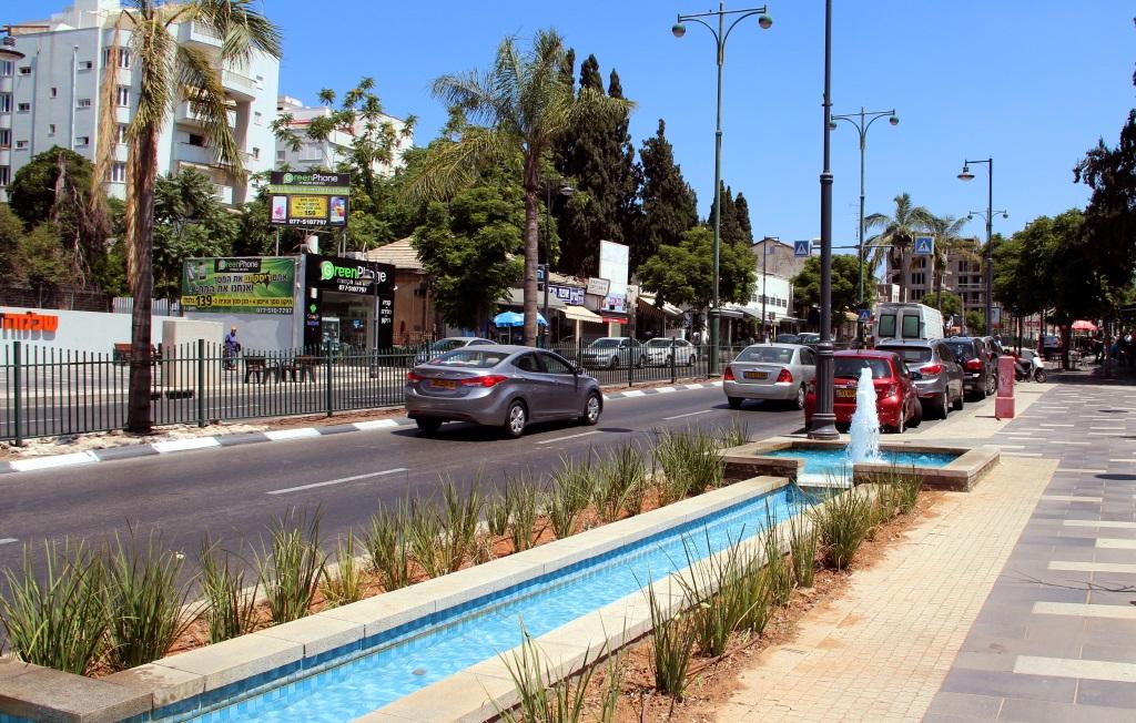Ness Ziona ist Solingens Partnerstadt in Israel. In der Stadt leben rund 45.000 Menschen. In und um die Stadt bei Tel Aviv haben sich zahlreiche innovative Wirtschaftsunternehmen angesiedelt. (Archivfoto: B. Glumm)