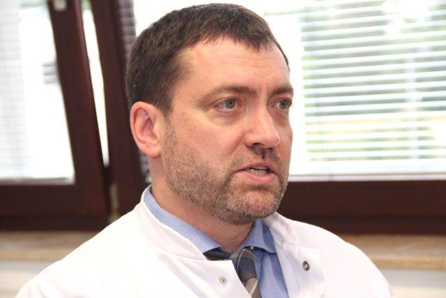Prof. Dr. Marcel Dihné ist Chefarzt der Neurologie an der St. Lukas Klinik und Experte in Sachen Epilepsie und deren Behandlung. (Archivfoto: © Bastian Glumm)