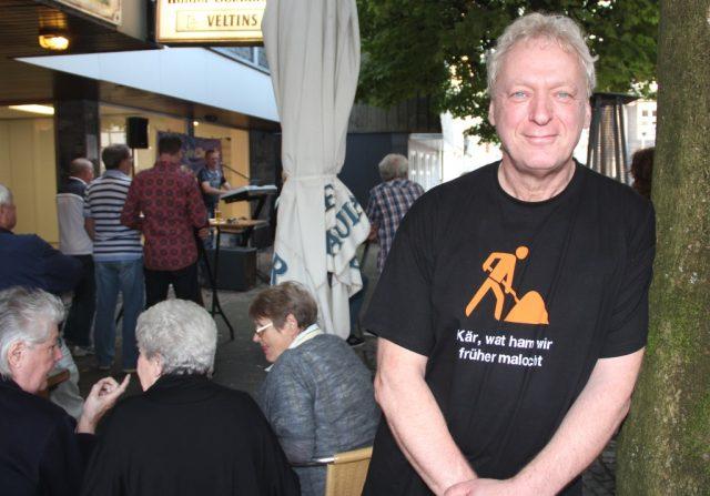 Der Walder Weinhändler Manfred