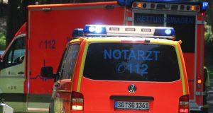 Notarzt und Rettungswagen des Solinger Rettungsdienstes im Einsatz in der Klingenstadt. (Archivfoto: © Bastian Glumm)
