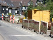 Ab kommenden Mittwoch ist in Unterburg wieder eine freie Ortsdurchfahrt möglich, die Baustellenampel wird abgebaut werden. (Archivfoto: © Bastian Glumm)