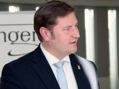 Oberbürgermeister Tim Kurzbach. (Archivfoto: © Bastian Glumm)