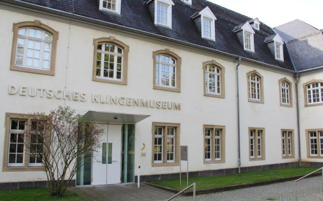 """Noch bis zum 9. Oktober gibt es im Klingenmuseum die Fotoausstellung """"The Machete Project"""" zu sehen. Zum Abschluss erwarten die Besucher noch zwei interessante Leckerbissen. (Archivfoto: B. Glumm)"""