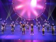 Beim diesjährigen Tanzfest zeigten rund 2000 Tänzer einen bunten Mix von Klassik bis Modern. (Foto: © Martina Hörle)