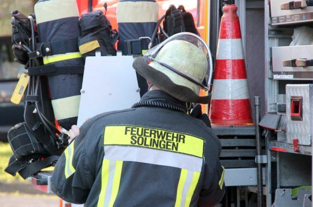 Berufs- und Freiwillige Feuerwehren sind in Solingen Stützen, auf die sich die Bevölkerung verlassen kann. (Archivfoto: © Bastian Glumm)