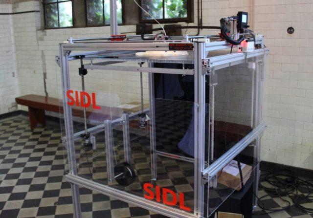 """Das 3D-Netzwerk präsentiert neben seinem eigenen Leistungsangebot zudem zwei Entwicklungen des Netzwerk-Partners SIDL: der """"Dobot"""