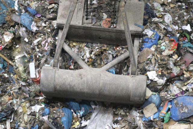 Das Müllheizkraftwerk bekommt neue Krananlagen. (Archivfoto: © Bastian Glumm)