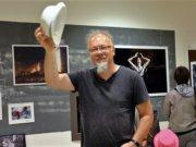 """Am Samstag eröffnete Fotograf Axel K. Schoeps seine Ausstellung """"Ardüre"""". Ein Teil der Exponate ist zum ersten Mal zu sehen. (Foto: © Martina Hörle)"""