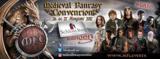 Im August findet zum zweiten Mal die erfolgreiche Medieval Fantasy Convention statt. Im vergangenen Jahr wollten 3.500 Besucher das grandiose Spektakel miterleben. (Foto: © Epicon)
