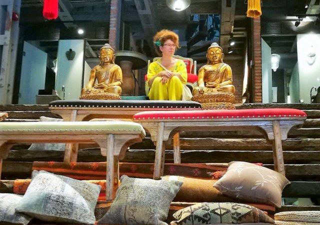 Kurzfristig gab es in der Planung von Andrea Daun eine kleine Änderung. Bevor sie nach Hongkong weiterreist, wird sie drei Tage in Shenzhen referieren. (Foto: © Veranstalter)