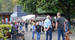 Das diesjährige Sommerfest war wieder ein voller Erfolg. Es gab ein buntes Programm für große und kleine Besucher. (Foto: © Martina Hörle)