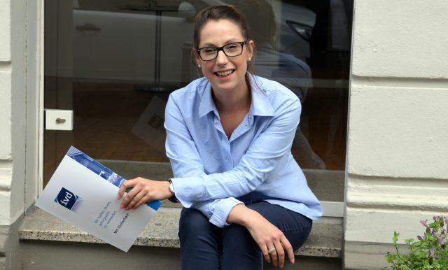 Vor drei Jahren hat Sonja Presse das Unternehmen von ihrer Mutter Monika übernommen. Die Dipl.-Ökonomin kommt ursprünglich aus dem Hotelgewerbe. (Foto: © Martina Hörle)