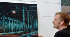 Ingo Trapphagen wechselt bei seinen Aufnahmen die Perspektive. Er zeigt das Sichtbare anders und fordert den Betrachter zu einem zweiten Blick auf. (Foto: © Martina Hörle)
