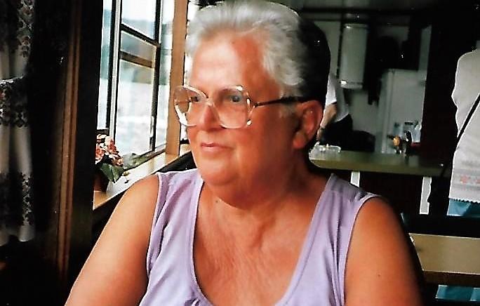 Margarete Grineisen, die Mutter der Autorin, hat zahlreiche Aquarelle gemalt. Zwölf davon hat die Tochter jetzt für ihren Jahresweiser ausgesucht. (Foto: © Beate Kunisch)