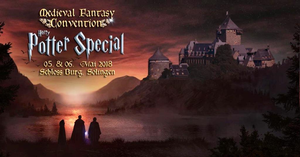 Im kommenden Jahr gibt es ein großes Potter-Special-Event. Dann wird Schloss Burg zur Zauberschule. (Foto: © Epicon)
