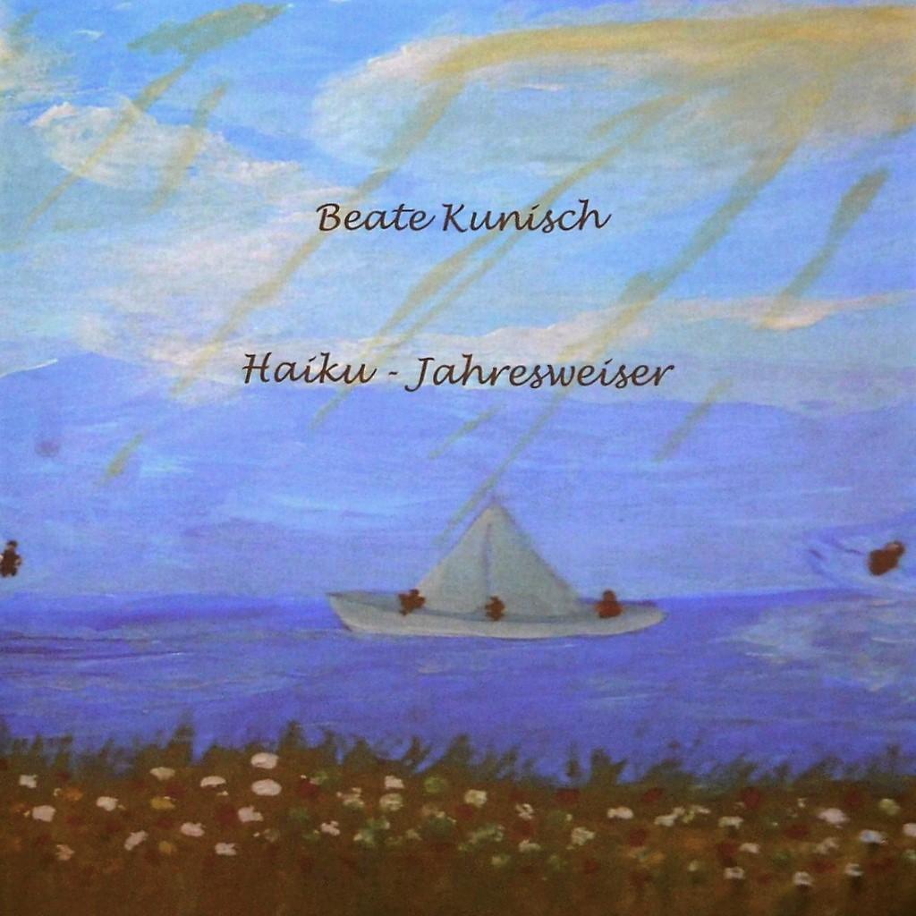 """Für das Cover hat Beate Kunisch ebenfalls ein Aquarell der Mutter ausgesucht. """"Sie liebte die See und fuhr jedes Jahr dorthin."""" (Foto: © Martina Hörle)"""