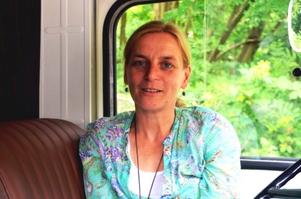 Michaela Groß wünscht sich, noch lange als Kaffeefachfrau arbeiten zu können. (Foto: © Martina Hörle)