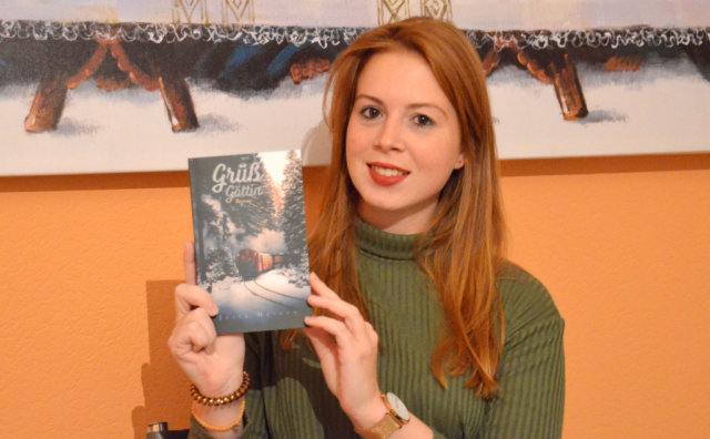 Die junge Autorin Jetta Heinen erzählt in ihrem Debütroman die Geschichte der jungen Pädagogin Elise und der faszinierenden Künstlerin Babette. (Foto: © Martina Hörle)