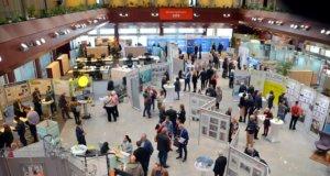 Das Interesse an der Immobilien-Ausstellung ist seit Jahren hoch. Wieder kamen tausende von Besuchern, um sich zu informieren und umfassend beraten zu lassen. (Foto: © Martina Hörle)