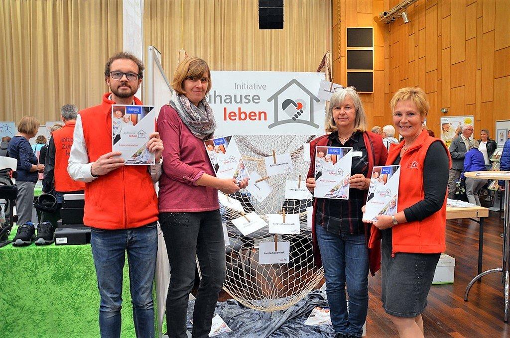 Auch auf der diesjährigen Aktivia war die Initiative mit einem Infostand vertreten. (Archivfoto: © Martina Hörle)