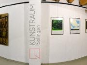 """Das bisher unter dem Namen """"Atelier KünstlerPack"""" bekannte Gemeinschaftsatelier in den Güterhallen feiert im Rahmen einer Vernissage seine Umbenennung in """"KUNSTRAUM Solingen"""". (Foto: @ Norbert Sarrazin)"""