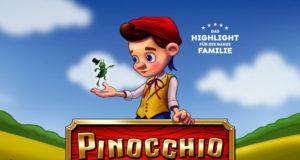 """Das Theater Liberi präsentiert am 12. Januar im Theater- und Konzerthaus Solingen sein Musical """"Pinocchio"""". Es ist eine magische Reise für Groß und Klein mit vielen fantastischen Momenten. Seit seiner Gründung 2008 begeistert das Theater Liberi immer wieder mit seinen unterhaltsamen Familien-Musicals. (Foto: Veranstalter)"""