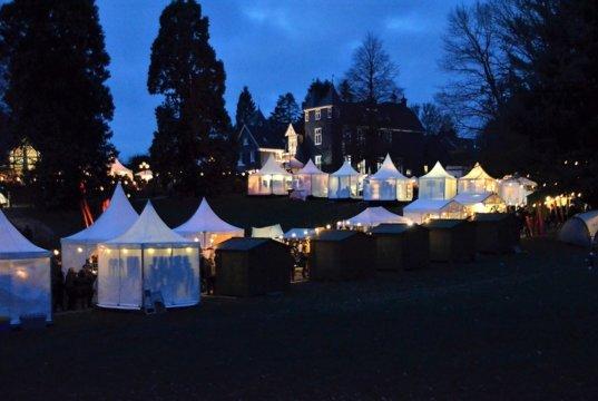 Der Romantische Weihnachtsmarkt findet bereits im 15. Jahr statt. Bisher ist seine Anziehungskraft ungebrochen. Auch in diesem Jahr rechnen die Veranstalter mit tausenden Besuchern. (Foto: © Martina Hörle)