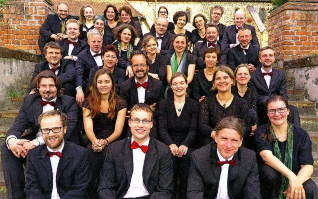 Der Thüringische Akademische Singkreis (TASK) präsentiert am 5. August in der Evangelischen Kirche am Fronhof ein Chorkonzert unter Leitung von Jörg Genslein. Das Programm wurde für die laufende Sommerreise im Bergischen Land neu erarbeitet. (Foto: © Veranstalter)