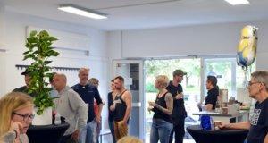 Thomas Klinkhammer hat an der Frankenstraße ein neues Fitness-Studio eröffnet. Im TK Moves wird funktionelles Fitness- und Gesundheitstraining angeboten. (Foto: © Martina Hörle)