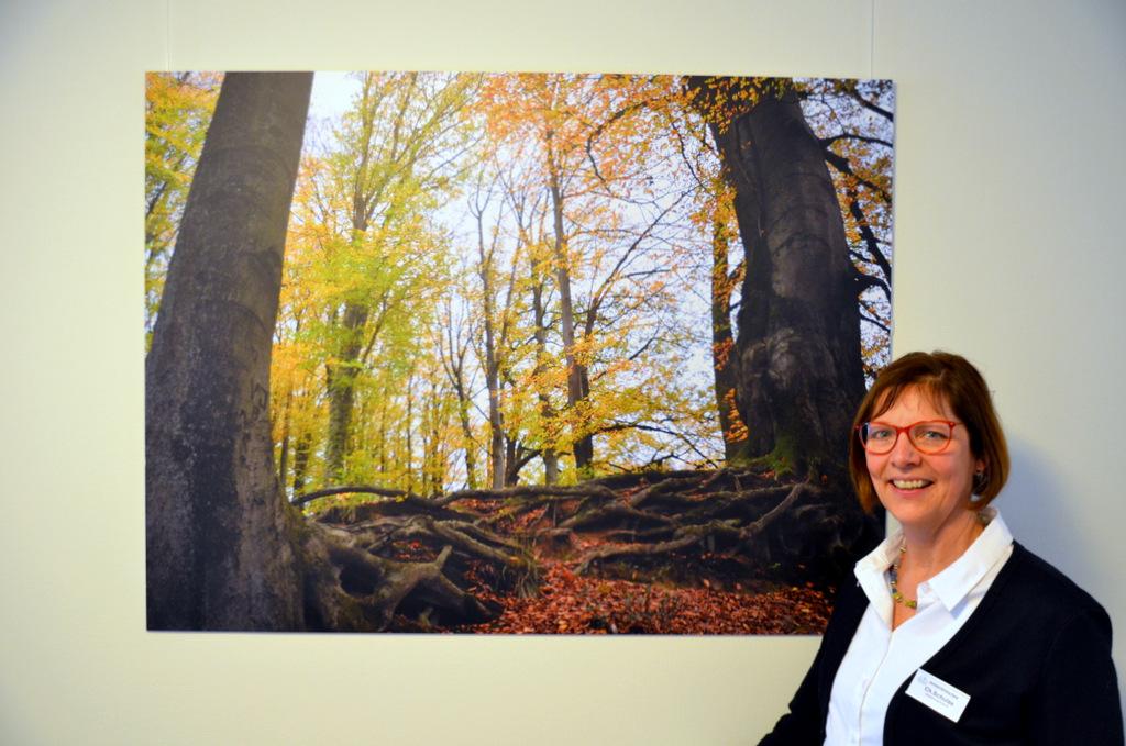 Diese wundervolle Aufnahme ist das erkorene Lieblingsbild von Einrichtungsleiterin Christiane Schulze. (Foto: © Martina Hörle)