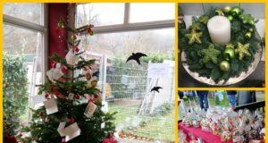 Auch in diesem Jahr haben Ehrenamtliche und Mitarbeiter des Tierheims für den Weihnachtsmarkt unermüdlich gebastelt und gebacken. Der Erlös kommt in vollem Umfang den Vierbeinern zugute. (Archivfoto: © Veranstalter)