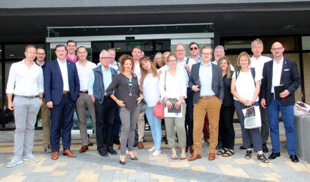 Eine 20-köpfige Wirtschaftsdelegation aus Solingen ist seit Sonntag in Israel unterwegs. Auf dem Programm stehen unter anderem zahlreiche Unternehmensbesuche. (Foto: © B. Glumm)
