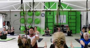 In der Fitness-Schmiede ist die Nachfrage nach Bootcamp ungebrochen. Die Kursteilnehmer schätzen die familiäre Atmosphäre und das Training in Kleingruppen. (Foto: © Vivien Kluh)