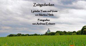 Das neue Werk von Andreas Erdmann und Martina Hörle ist eine Reise durch die Mysterien der Zeit. Lyrische Texte, Kurzgeschichten und wunderbare Stimmungsbilder entführen die Leser in eine geheimnisvolle Welt. (Bild: privat)