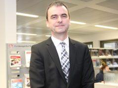 Martin Klebe ist Chef der Agentur für Arbeit Solingen-Wuppertal. (Archivfoto: © Bastian Glumm)